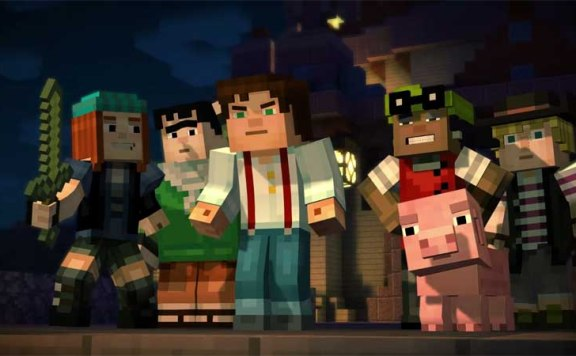 Minecraft: Story Mode уже этой осенью