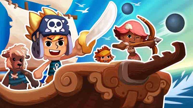 Pirate Power - строим флот и покоряем мир