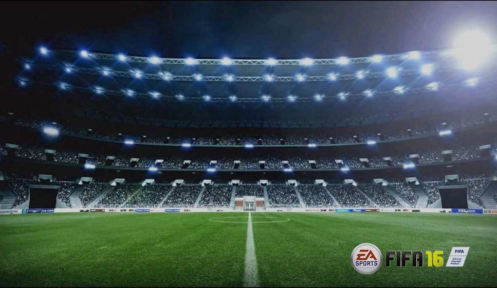 Обзор FIFA 16 для Android