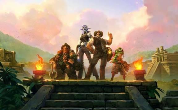 Hearthstone: Heroes of Warcraft - Лига Исследователей