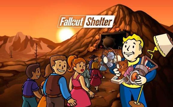 Обновление Fallout Shelter 1.6