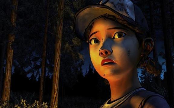 Скриншоты The Walking Dead: Season 3