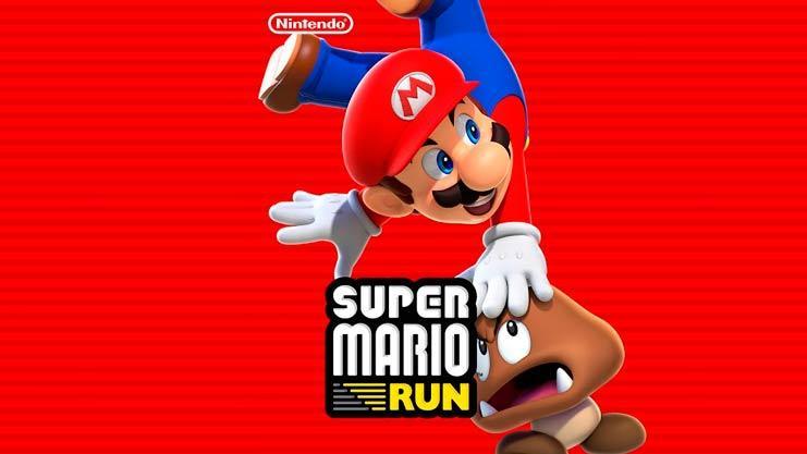 дата выхода Super Mario Run