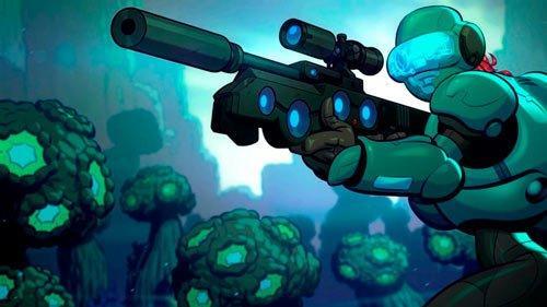 gameplay Iron Marines
