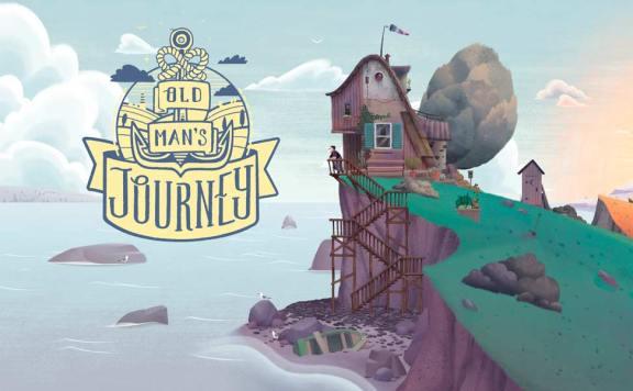 скачать Old Man's Journey на Android iOS