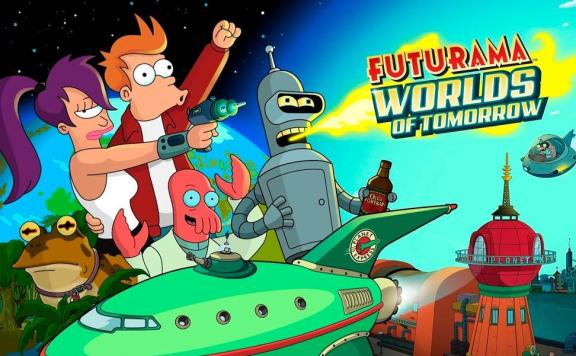 Скачать Futurama: Worlds of Tomorrow на Android iOS