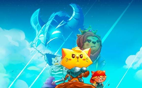 геймплейный трейлер Cat Quest