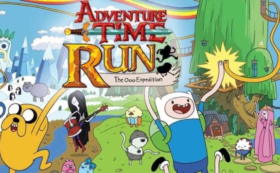 Скачать Adventure Time Run на Android iOS