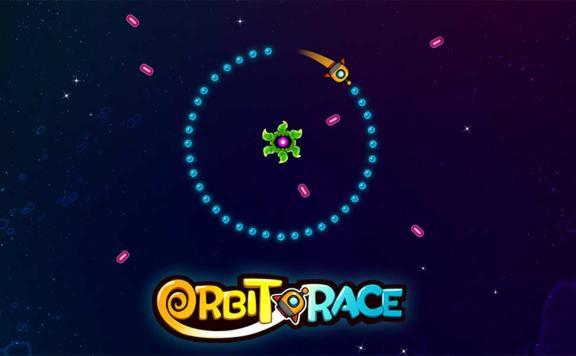 Скачать The Orbit Race на Android iOS