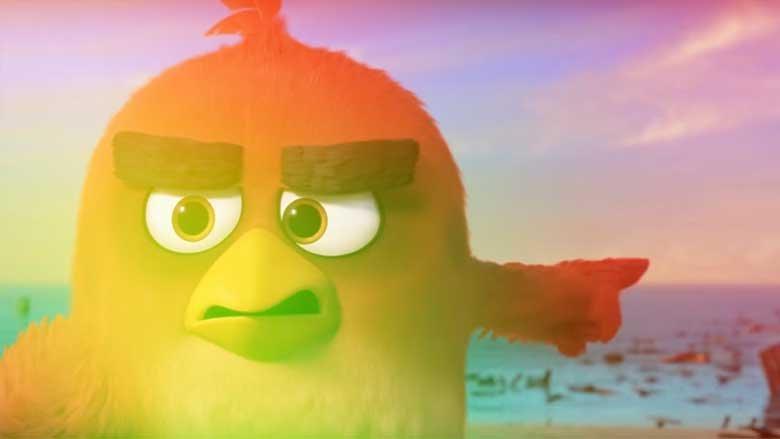 Стала известна дата выхода сиквела фильма Angry Birds