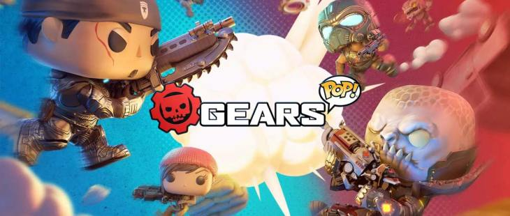 Скачать Gears POP на Android iOS