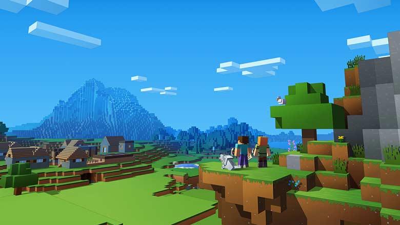 Minecraft - лучшая игра последних лет