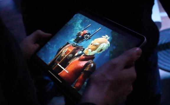 Демо версию Oceanhorn 2: Knights of the Lost Realm показали на IGDA Finland