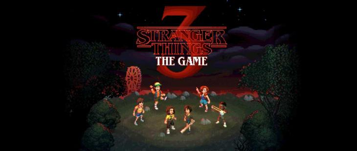 Скачать Stranger Things 3: The Game на Android iOS