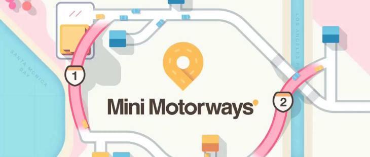 Скачать Mini Motorways на iOS Android