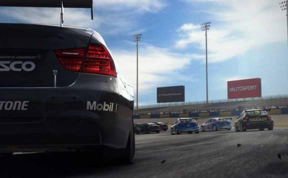 GRID Autosport на Android