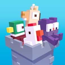 Скачать Crossy Road: Башня на iOS Android