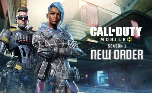 Call of Duty Mobile Новый порядок
