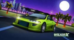 Horizon Chase дополнение WALKER-X