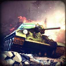 Скачать Infinite Tanks WW2 на Android iOS