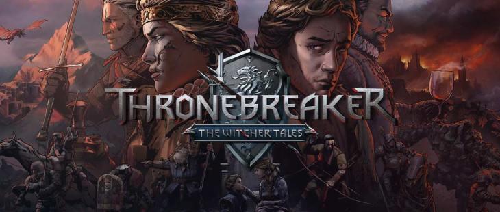 Скачать Ведьмак. Истории (Thronebreaker) на Android iOS