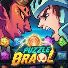 Скачать Puzzle Brawl на Android iOS