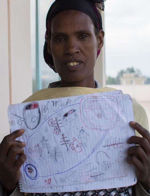 Bilcha Asefa, Ethiopia champion