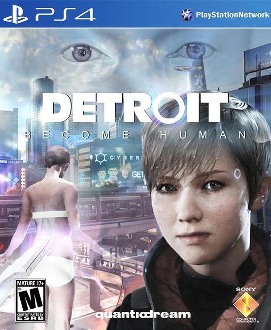 Afbeeldingsresultaat voor detroit become human game