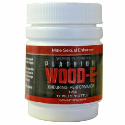 Platinum Wood E Bottle of male enhancement supplements