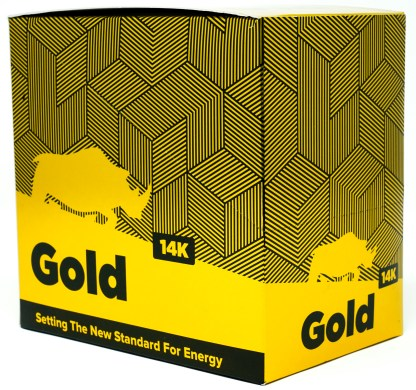Rhino Gold 14-K Male Enhancement Supplement Box