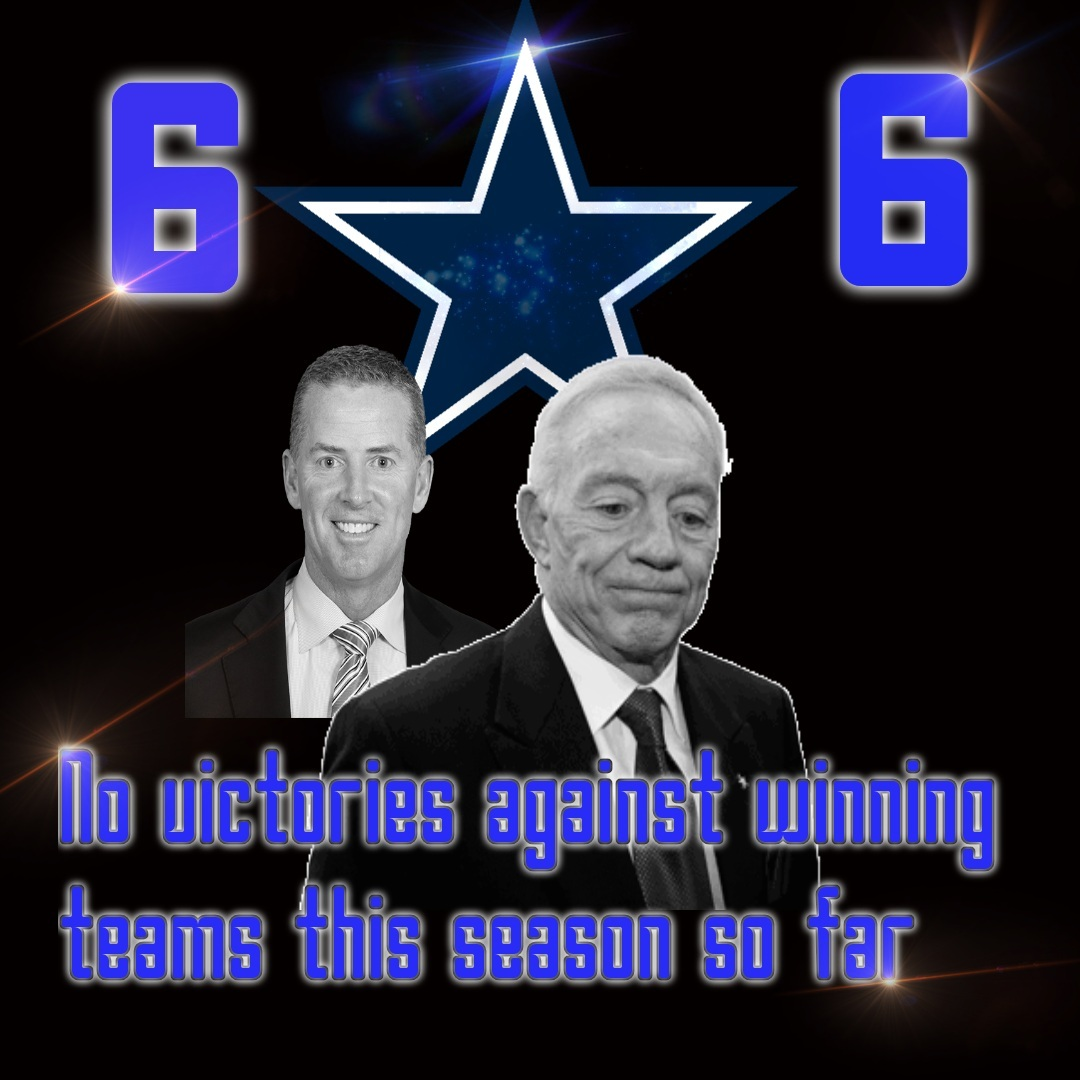 Jerry Jones Is Too Emotional To Be A Winner In Today's NFL