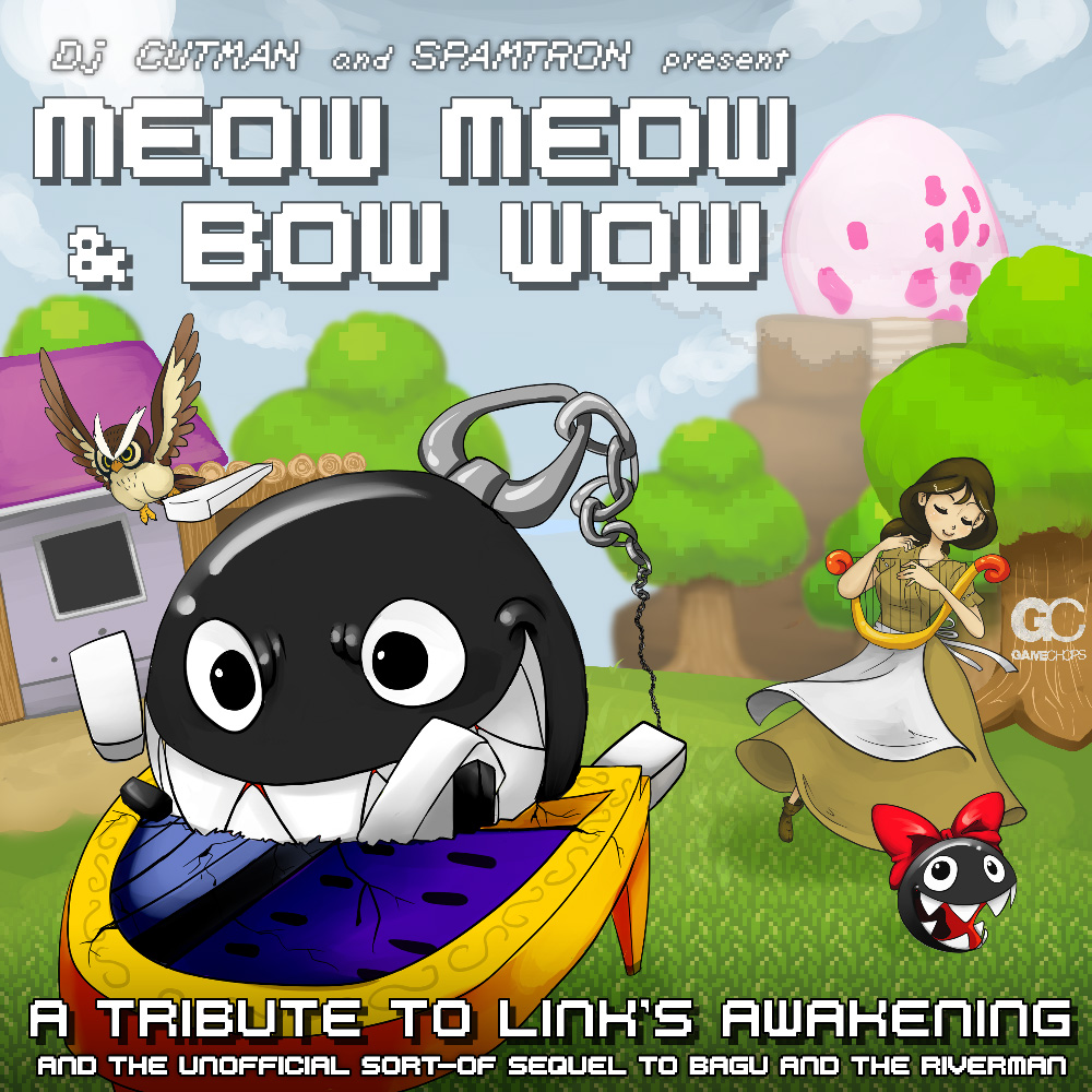MeowMeow & BowWow – Dj CUTMAN
