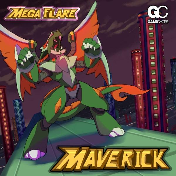 Maverick – Mega Flare