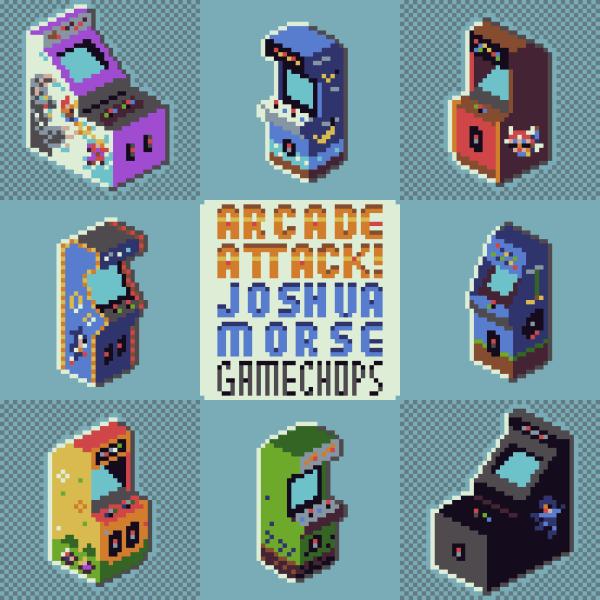 Arcade Attack! – Joshua Morse