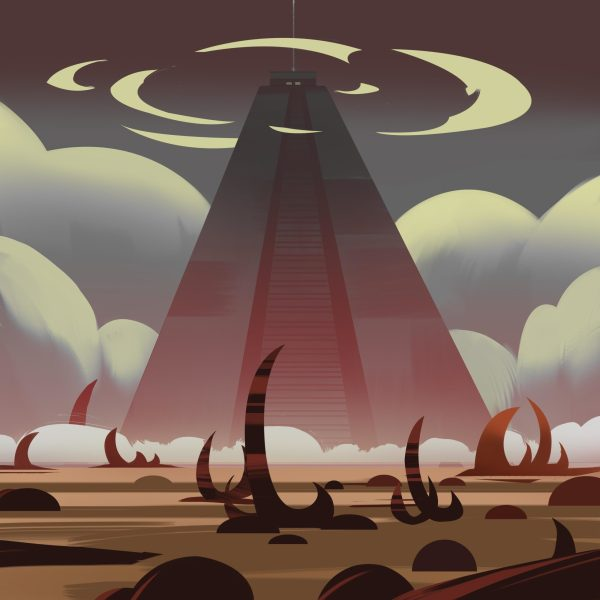 Dark World – Tee Lopes