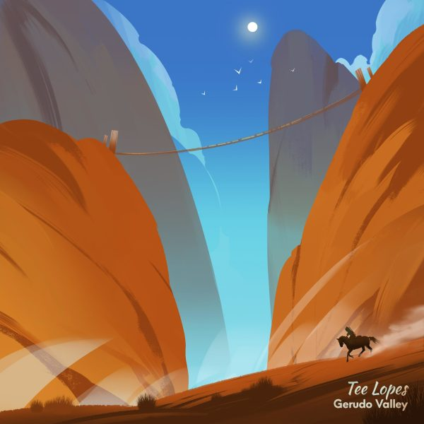 Gerudo Valley – Tee Lopes