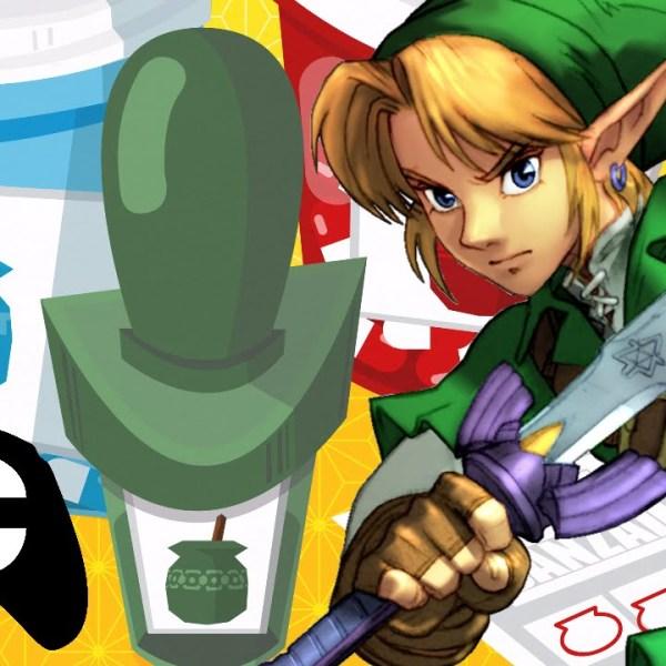 Magic Hag's Pharmaceuticals (Zelda Majora's Mask Remix) – Team Banzai