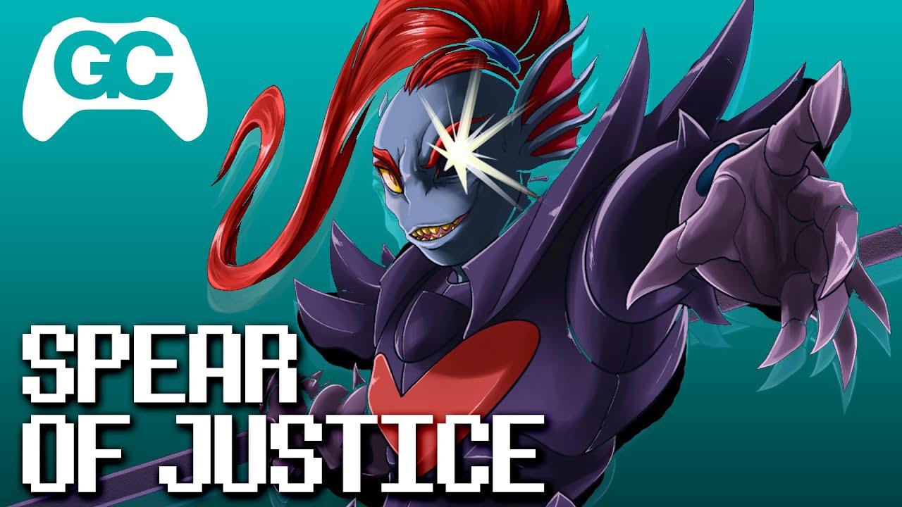 Spear of Justice (Undertale Remix) – VGR
