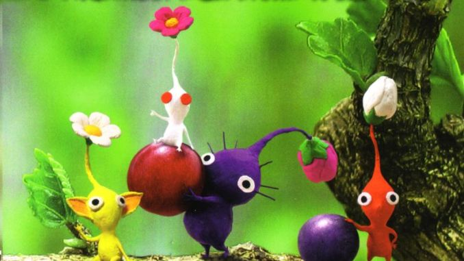 Review Pikmin 2 Game Complaint Department