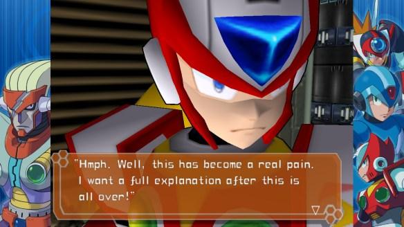 Review – Mega Man X7   Game Complaint Department