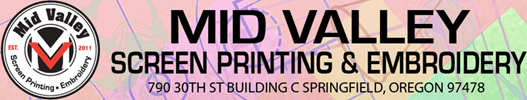 Mid-Valley Screen Printing