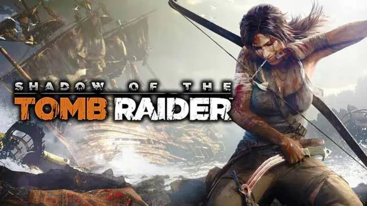 Shadow Of The Tomb Raider Discounted To 17 99 Game Deals 365