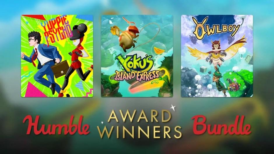 Humble Award Winners Bundle