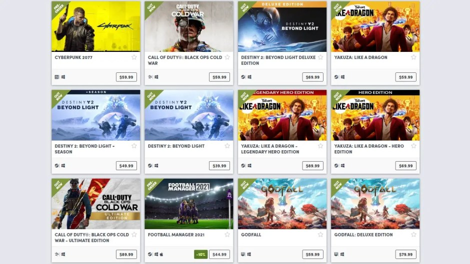 Humble Store Humble Choice one free month