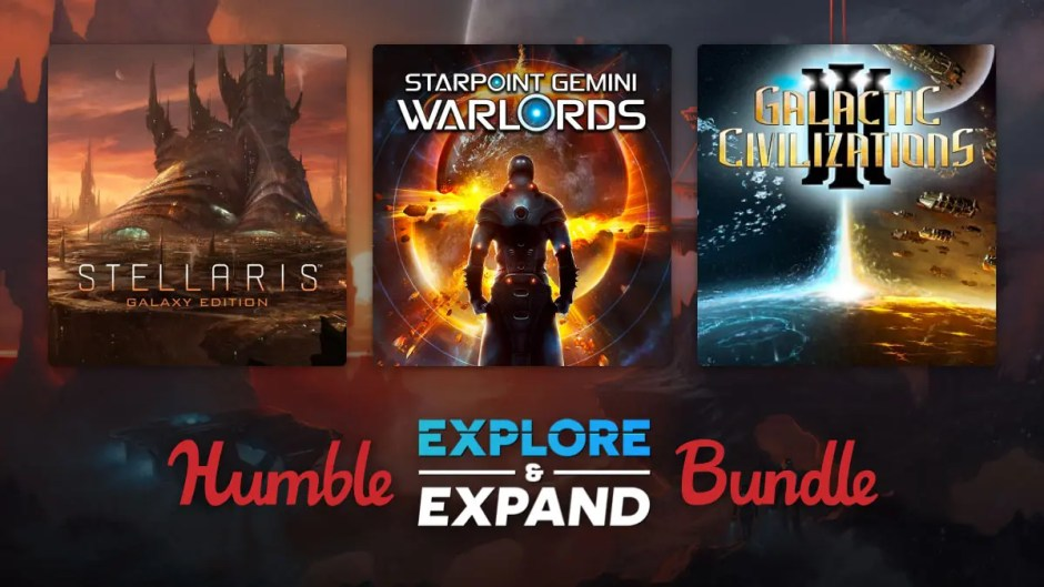 Humble Explore and Expand Bundle