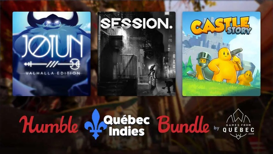 Humble Québec Indies Bundle