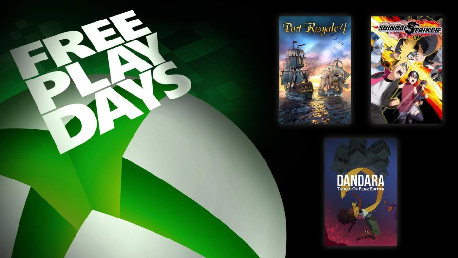Xbox Free Play Days: Port Royale 4, Naruto to Boruto, Dandara