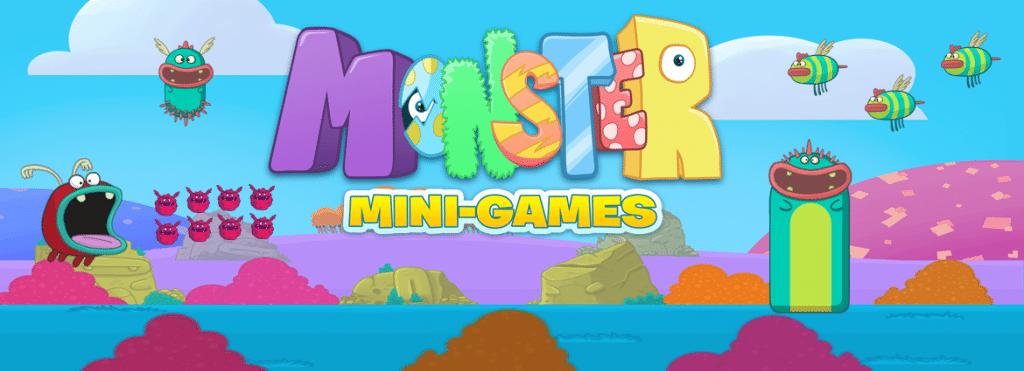 Monster Mini Games