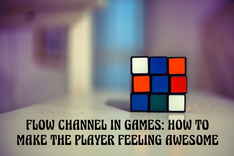 Flow channel in games