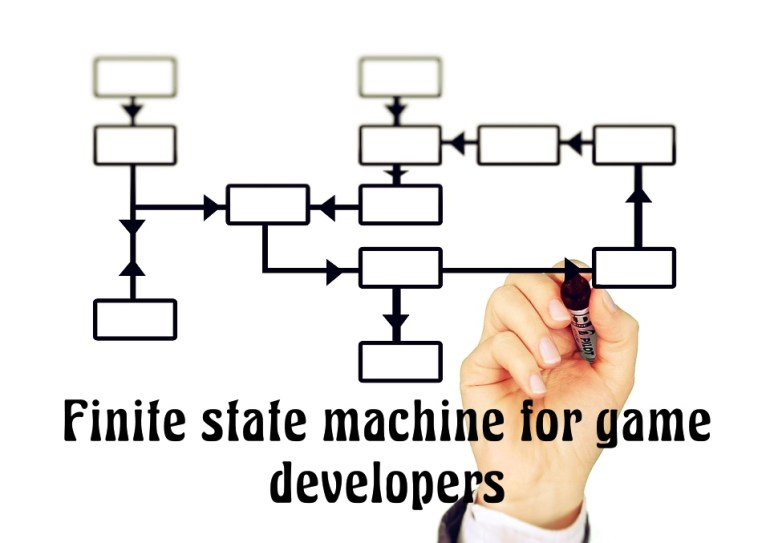 Finish State machine for game dev